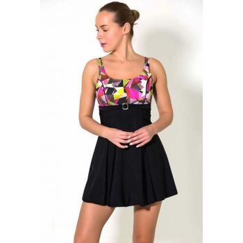Women Colorful Dress Swimwear UCCT19SSMYO109-093