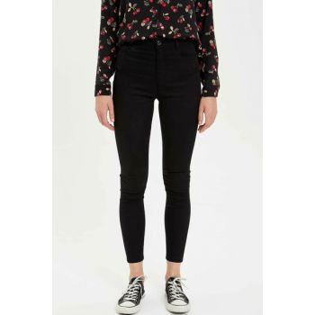 Women's Black Anna Super Skinny Fit Pants L2891AZ.19AU.BK27