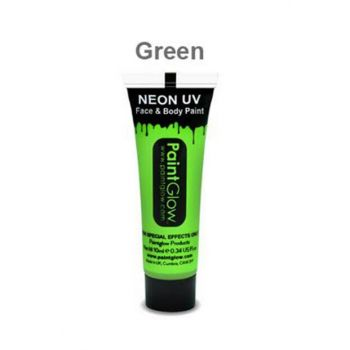 Halloween Green Body Painting PB-HLW-0111