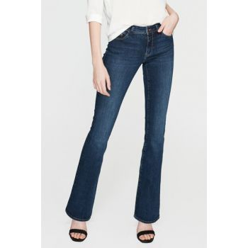 Women's Bella Gold Lux Move Flare Jean 1069826910
