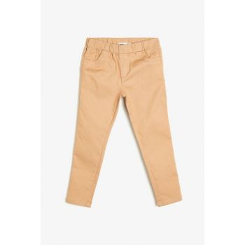Ecru Children's Pants 0KKG47256OW