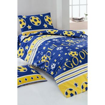 Mixed, Multicolor Child Duvet Cover Set 3112-02