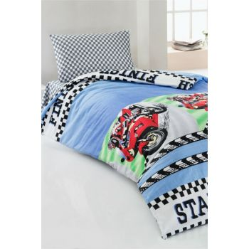 Mixed, Multicolor Child Duvet Cover Set 30649