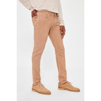 Camel Men's 5-pocket Trousers TMNAW20PL0285