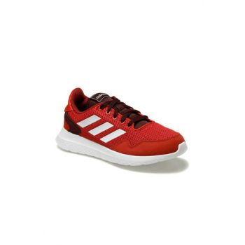ARCHIVO Red Men's Running Shoe EF0433