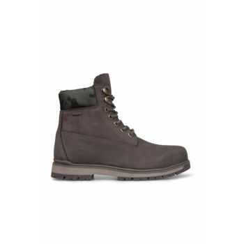 Men's Genuine Leather Brown Boots 000000000100328991