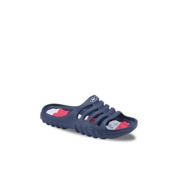 Unisex Navy Blue Slippers DXTRTKBNT0184