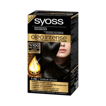 Hair Color - Oleo Intense Color 1-10 Intense Black 1775858