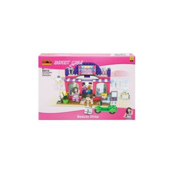 Production Set: Girl Play Set 20312 - Sweet Girl Series 276 Pieces S00001837-39198