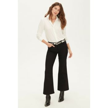 Women Black Trousers 9W7966Z8