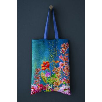 Digital Printing Beach Bag 36x42 cm KTL-BAG-GARDEN