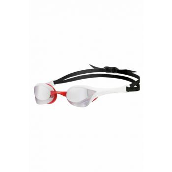 1E032 Cobra Ultra Mirrored Unisex Racing Swimmer Goggles Dark L