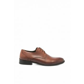 Genuine Leather TabaAntique Leather Men ShoesE18S1AY54137