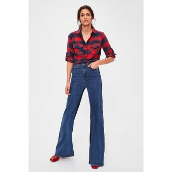 Red Checked Shirt TWOAW20GO0268