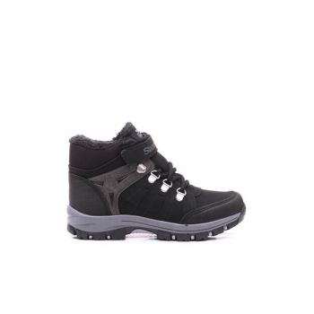 ALFA Children Boots Black SA29OF016