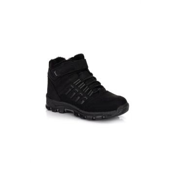 Black Men's Boots DPRMGJNR001