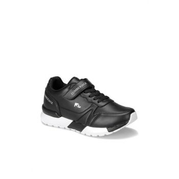 ARANDA JR 9PR Black Men's Walking Shoes