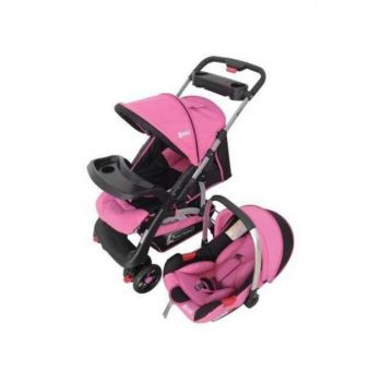 Star Baby Lion Two Way Travel System Baby Carriage T38071