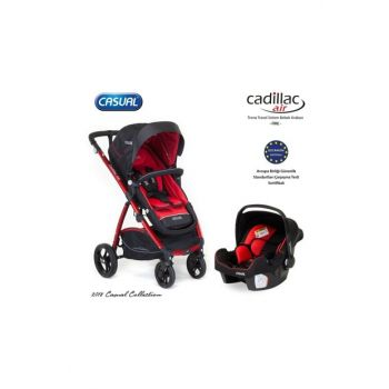 Casual Cadillac Air Travel System Baby Stroller Fire / IB31667