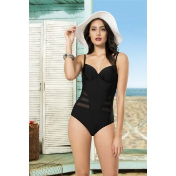 Women's Black Basic Swimwear Nbb NB19YMB00037