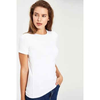 Women's Optical White T-Shirt 9WQ613Z8