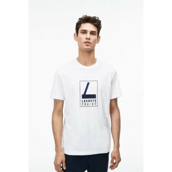 Men's White T-Shirt TH9414
