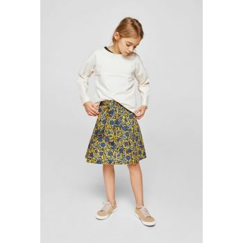 Patterned Girl's Skirt 23050807