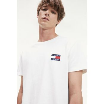 Men's White T-Shirt DM0DM06595