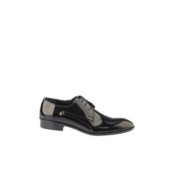 Black Classic Men's Shoes 02AYY163450A100