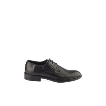 Black Classic Men's Shoes 02AYY162530A100