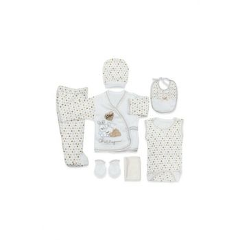 Baby Bunny 8 Li Hospital Outlet Set with Coffee Bunny K2938 2938BM