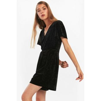 Women's Black Dress TW6180014023