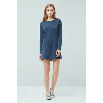 Women's Carbon Cotton Dress 63045667