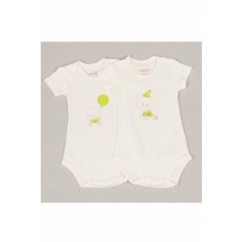 Baby Bamboo Body with Short Sleeves CRCDLY073