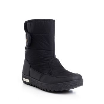 Black Women Snow Boots CTN-1