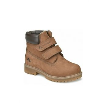 Brown Lumber Jack Children's Shoes River 30-35 Cinnamon RIVER
