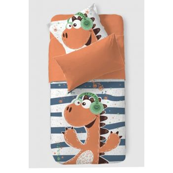Baby Duvet Cover Set Dino 8681235015575