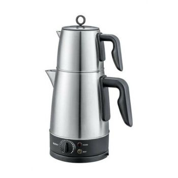Sunny Sadem SN5CKM12 Electric Steel Teapot Sunny Sadem Electric Steel Tea Maker 2015ST60427199158