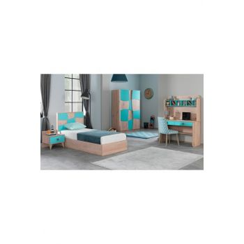 Romantic Young Room - Turquoise 1149229