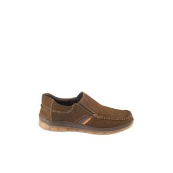 Brown Men's Loafer Shoes 02AYY162370A480