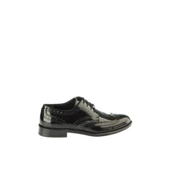 Black Men Classic Shoes 02AYY162430A100