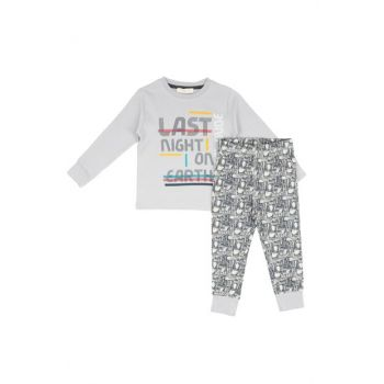 Last Night on Earth 2-Piece Pajama Set 70391