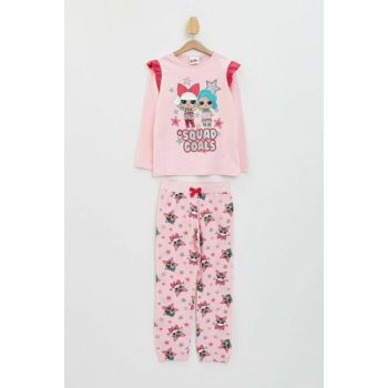 LOL Printed Licensed Pajamas Suit M1605A6.19AU.PN69