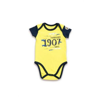 Licensed Baby Boy Body Yellow FBB2019106-B-V1