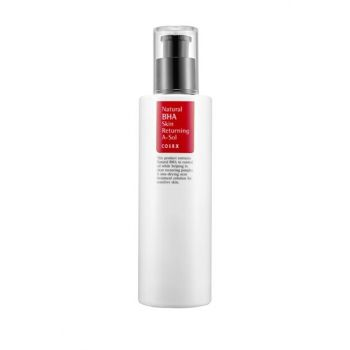 Natural BHA Skin Returning A-Sol - Natural BHA & Propolis Extract Acne Tonic 100ml 8809416470115 CRX-PCL-03-MN