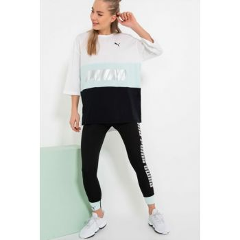 Women's Leggings - Modern Sports FoldUp Legging - 85424351