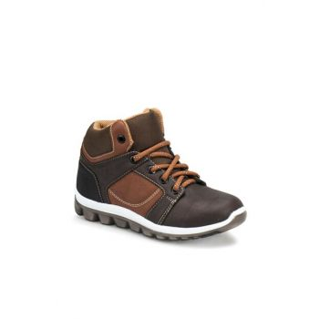 Brown Boys Boots IC127