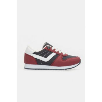 Boys' Claret Jd6 Shoes 9W3189Z4 Click to enlarge