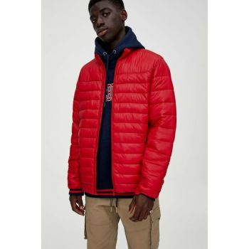 Men's Red Inflatable Coat 09714508