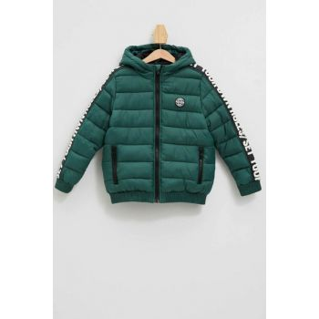 Inflatable Coat with Handles Stripe K8490A6.19AU.GN149